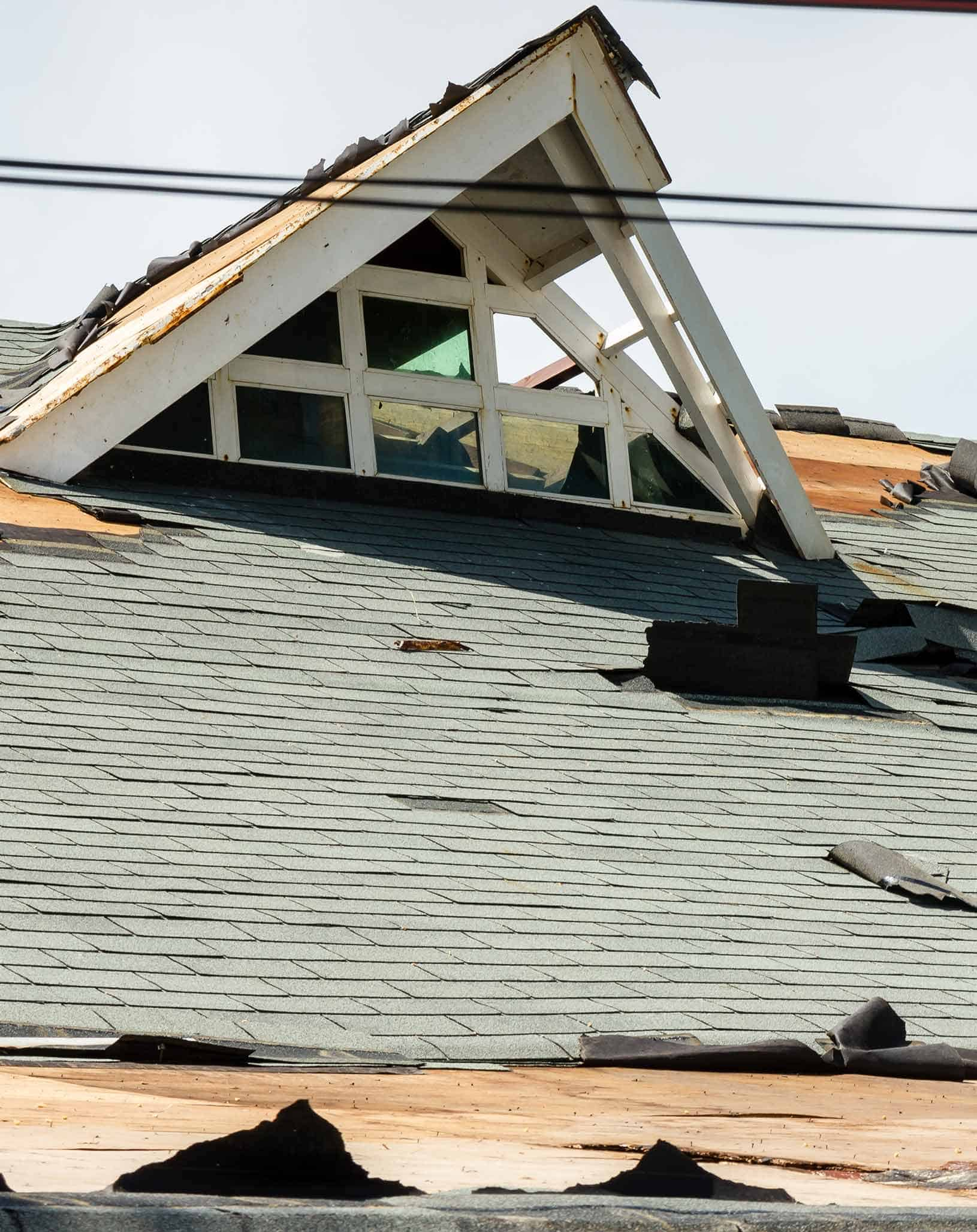 Joseph James Roof Storm Damage Repair